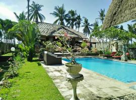 Kubu Kayana Private Villa, Саба