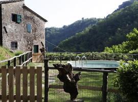 Casa Conti, Vellano