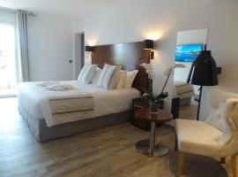 Isulella Hotel & Restaurant, Порто-Веккьо (рядом с городом Pascialella)