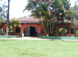 Hotel Fazenda Morada Do Verde, Campo Limpo