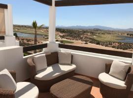 Penthouse Apartment, El Romero (Librilla yakınında)