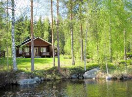 Ferienhaus Saimaa Seenplatte 066S, Joutsa