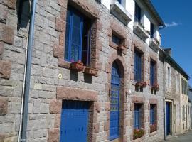 Chambres de Scavet, Трегье (рядом с городом Plouguiel)