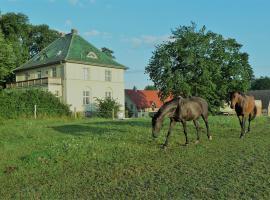Villa Serwest, Chorin