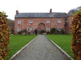 Ffermdy Clwyd, St Asaph (рядом с городом Tremeirchion)