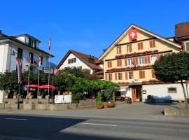 Landgasthof Schlüssel Alpnach, Alpnach