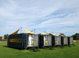 Caboose & Co - at The Hay Festival