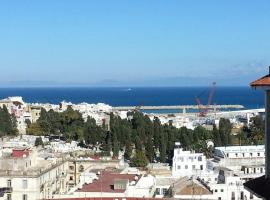 my place, Tangier