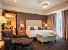 Joy Nostalg Hotel Suites Manila Managed By Accorhotels