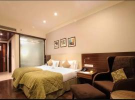 The Golden Palms Hotel & Spa, Delhi