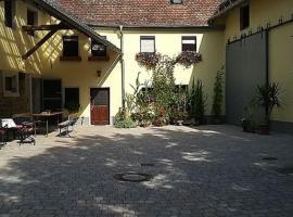 Ferienhof Seeber, Weikersheim (Herchsheim yakınında)