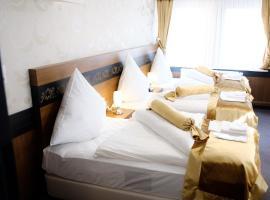 Hotel im Anker, Hannoversch Münden (Reinhardshagen yakınında)