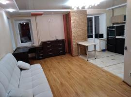 Apartment on Prospekt Oktyabrya 67, Turgoyak