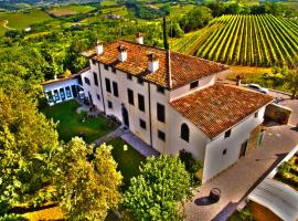 Agriturismo Casa delle Rose, Ruttàrs (Lonzano yakınında)