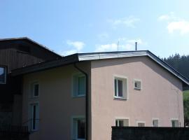 Ubytování pod lanovkou, Bílá (Gachovky yakınında)