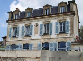 Le Clocher, Сен-Жюльен (рядом с городом Cuisiat)