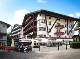 Alpenhotel & SPA ***