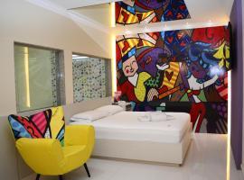Motel&Hotel Lual (Adults Only), Sorocaba (Cajuru do Sul yakınında)