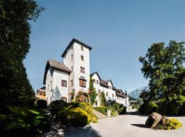 Hotel Schloss Thannegg, Gröbming (Moosheim yakınında)