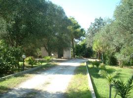 Villetta Baldi, Muro Leccese