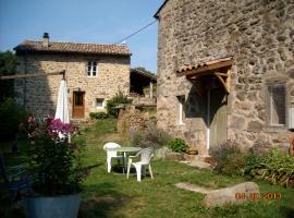 Le Moulinon, Boffres (рядом с городом Vernoux-en-Vivarais)