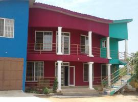 The Accra Backpackers Hostel, Аккра (рядом с городом Achimota)
