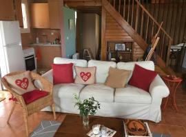 Cozy cottage, Archea Pissa