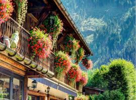 Auberge du Manoir, Chamonix-Mont-Blanc