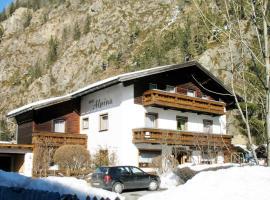 Haus Alpina 045W, Längenfeld (Dorf yakınında)