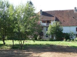 maison vigneronne plus terrain plus garage, Beaufort (рядом с городом Gizia)