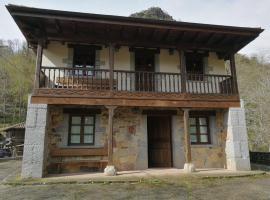 Paraje del oso, Proaza (Castañedo del Monte yakınında)