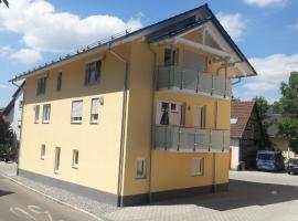 Ferienhaus Rosa, Oberailingen (Oberteuringen yakınında)