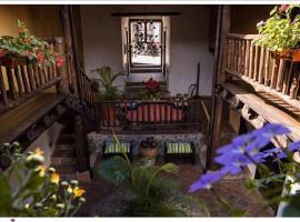 Hotel Boutique Quinta Tibigaro, San Vicente de Chucurí (Zapatoca yakınında)