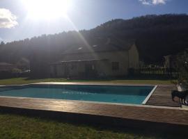 Maison du ceou, Saint-Cybranet