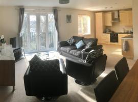 Tapton Lock Luxury Apartment, Chesterfield