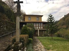 Hotel Rural Casal das Bouzas, Peares (рядом с городом Santo Estevo de Rivas de Sil)