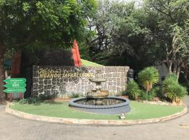 Ngandu Safari Lodge, Rundu