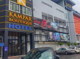 Kampar Boutique Hotel