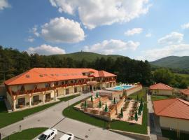 Szalajka Liget Hotel és Apartmanházak, Szilvásvárad