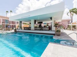 Caribbean Palm Village Resort, Palm-Eagle Beach (Sint Anna yakınında)