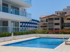 Apartamento Antares vista al mar