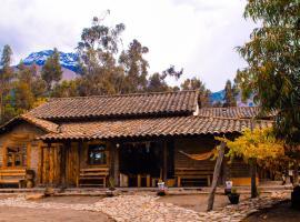 El Tio Hostal, Otavalo (Hacienda Cotama yakınında)