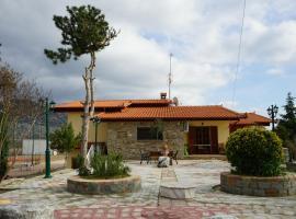 Villa Monte, Áyios Athanásios (рядом с городом Лидия)
