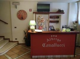 Albergo Cavallucci, Sermide