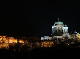 Bazilika alatt Panzió