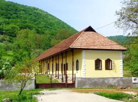 Magdolna Haz, Szögliget (рядом с городом Tornaszentandrás)