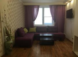 Apartment on shosse Kosmonavtov 213