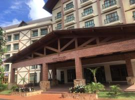 Hotel Bristol Pedra Azul