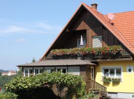 Haus Schlossblick, Leibnitz (Seggauberg yakınında)