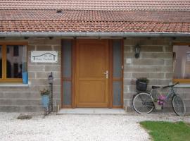 Notre Cachette, Biffontaine (рядом с городом La Chapelle)